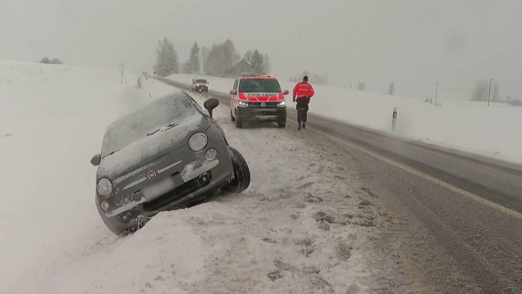 Schnee führt zu Kälterekord auf Jungfraujoch