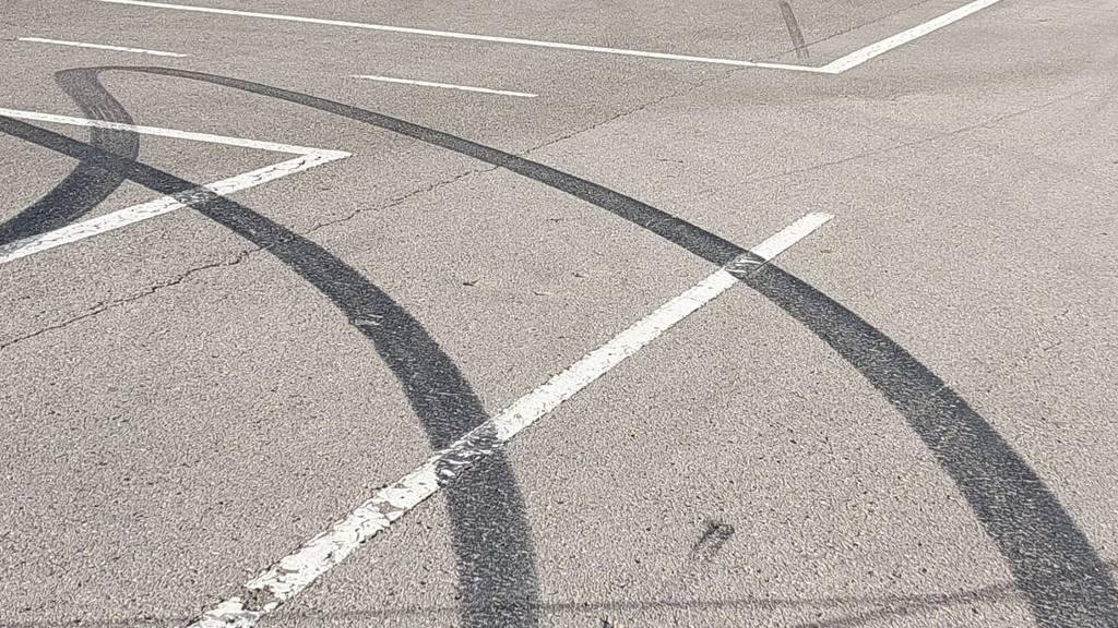 Altstätten Reifenspuren