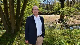 Der Baselbieter Alt-Regierungsrat Peter Schmid ist Präsident de Freundevereins des Zolli und fasziniert von der Tierwelt. Das Ozeanium sieht er als positive Weiterentwicklung der Basler Institution.