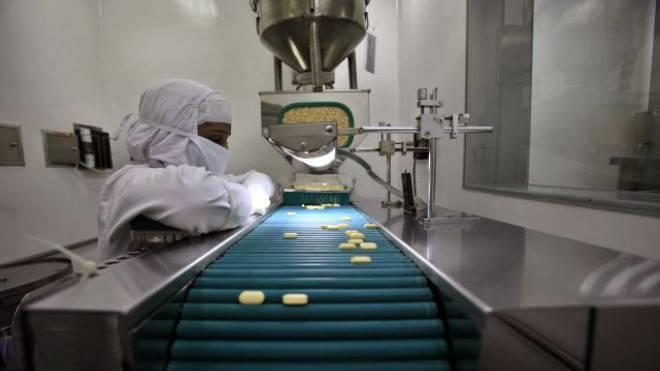 Indien will seine Pharmaindustrie vor ausländischer Konkurrenz schützen. Foto: Keystone