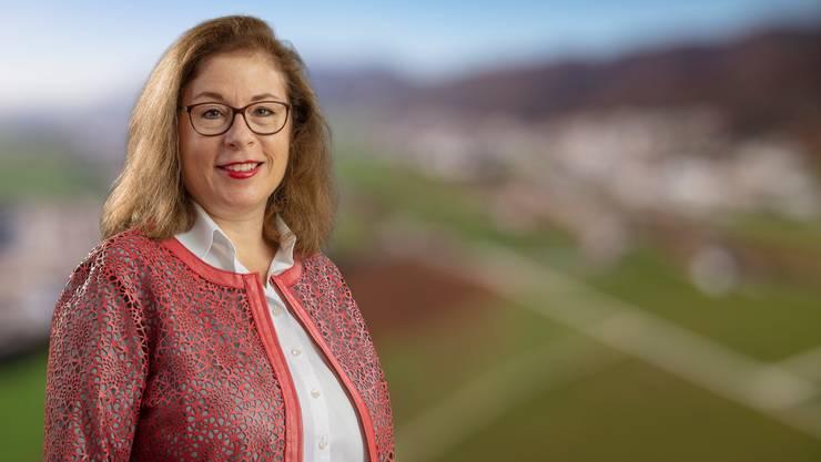 Regina Füeg, CVP Laupersdorf