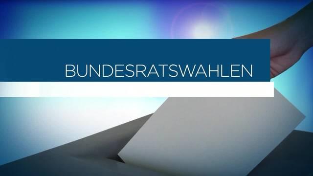 Sondersendung Bundesratswahlen mit Keller-Sutter und Amherd