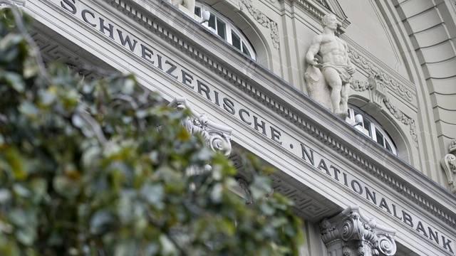 Experten werten Massnahmen der SNB als starkes Signal (Archiv)