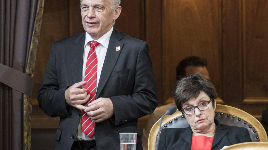 Bürgerliche und Linke schliessen die Reihen, um dem AHV-Kompromiss zur Steuervorlage zum Durchbruch zu verhelfen.