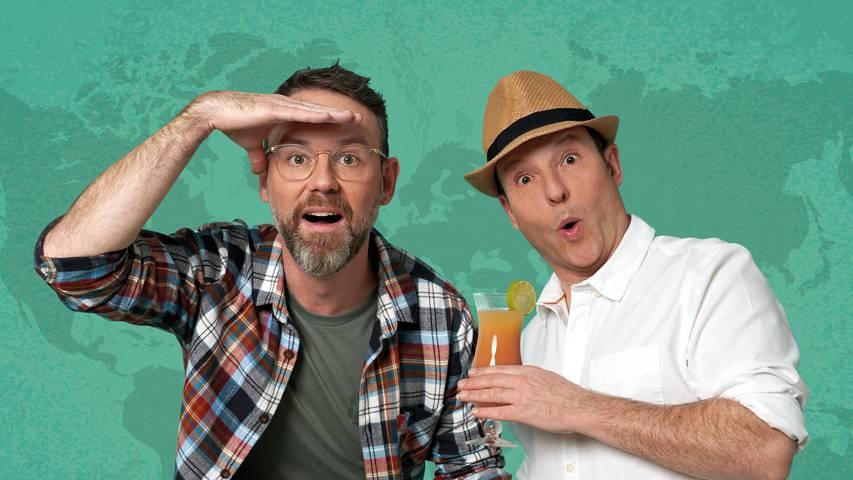 «Abenteuerlustig» mit Nik und Claudio