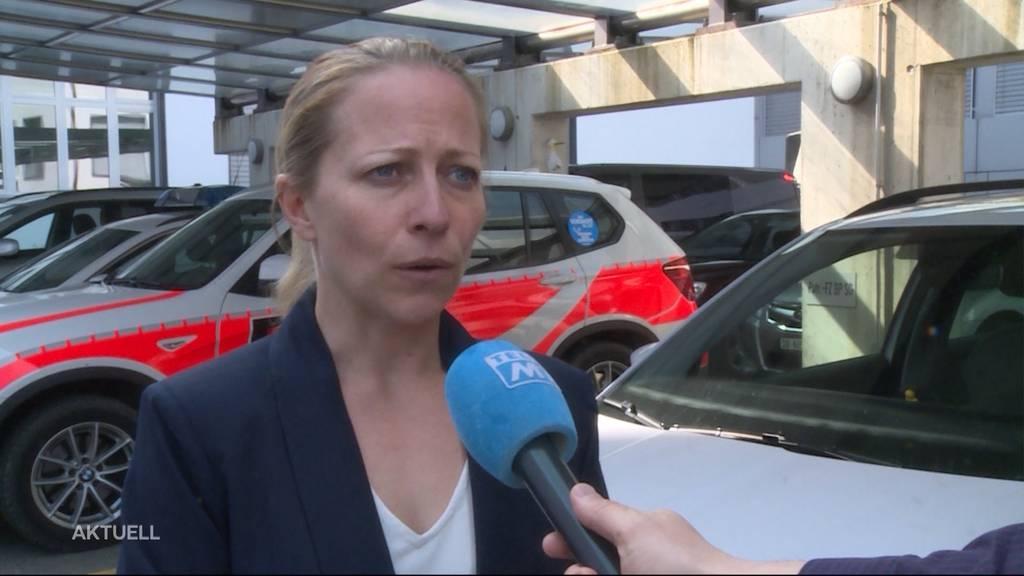 Alkohol, Drogen und eine Schusswaffe hielten die Kapo Solothurn in Atem