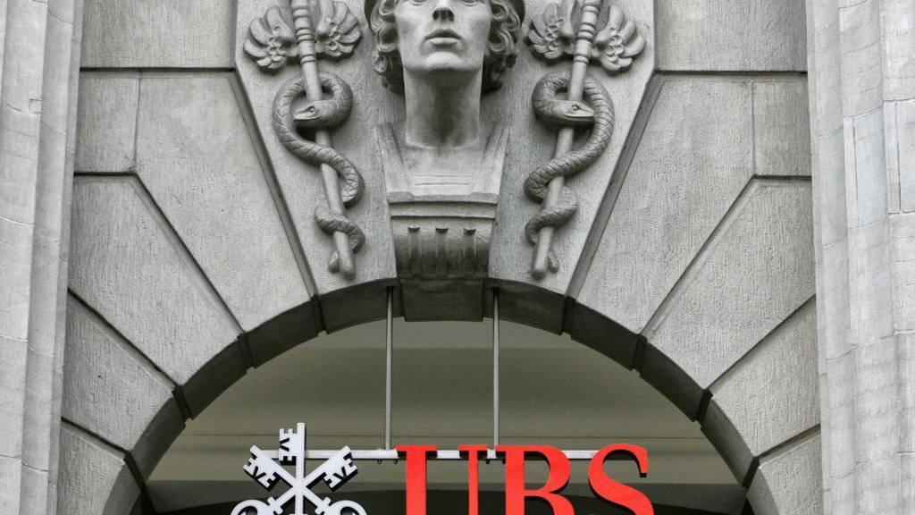 Der UBS droht in Frankreich eine Milliardenbusse.