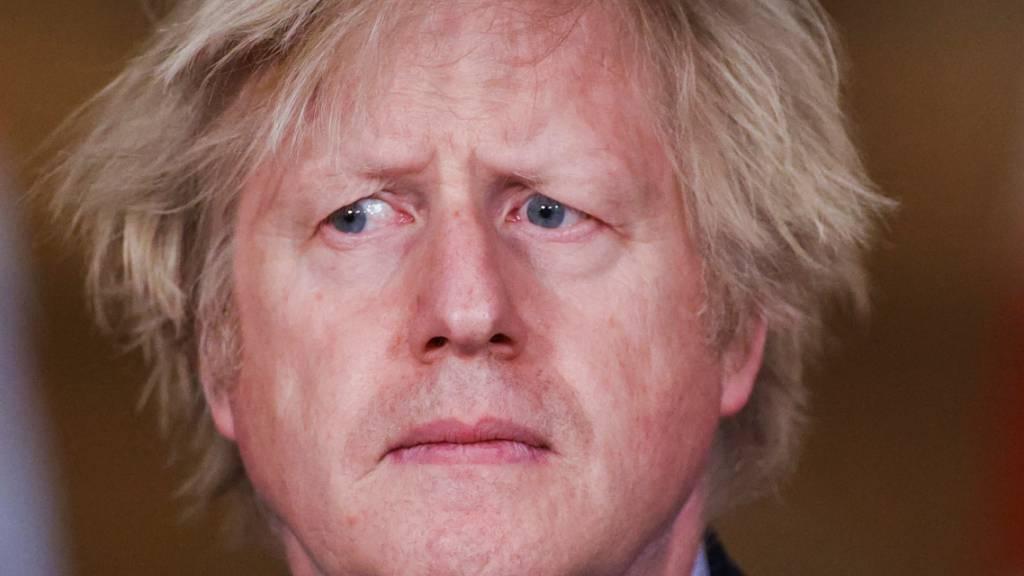 Boris Johnson, Premierminister von Großbritannien. Foto: Hannah Mckay/PA Wire/dpa