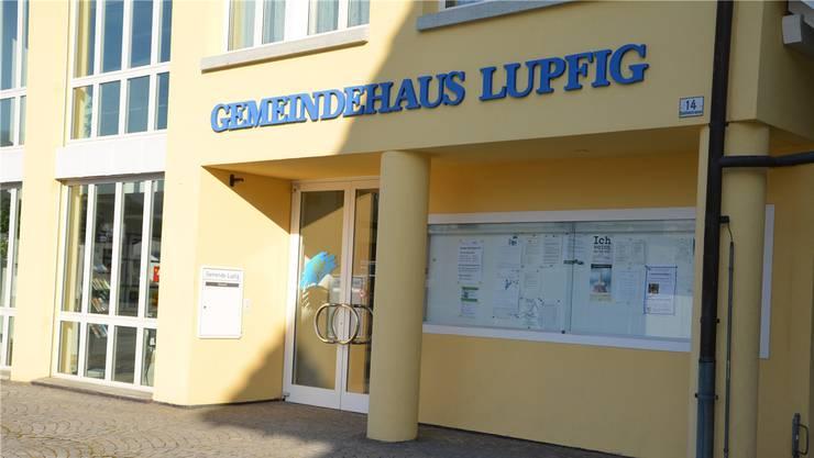 Eine Person aus Lupfig hat eine Mahnung im Namen der Gemeindeverwaltung erhalten. Dabei handelt es sich aber um eine Fälschung.