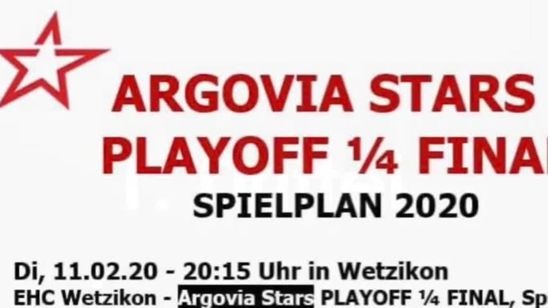 EHC Wetzikon – Argovia Stars (12.02)