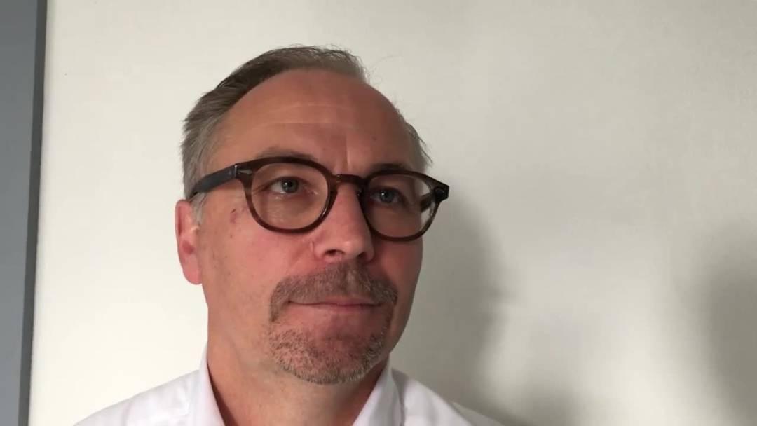Ex-Kriminalinspektor Thomas Walther