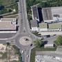 Der Mann wurde an Tankstelle an der Hardstrasse in Pratteln überfallen.