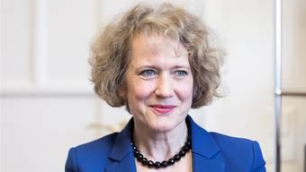 Fordert ein kommunales Stimmrecht für Ausländerinnen und Ausländer: Stadtpräsidentin Corine Mauch. (Archiv)