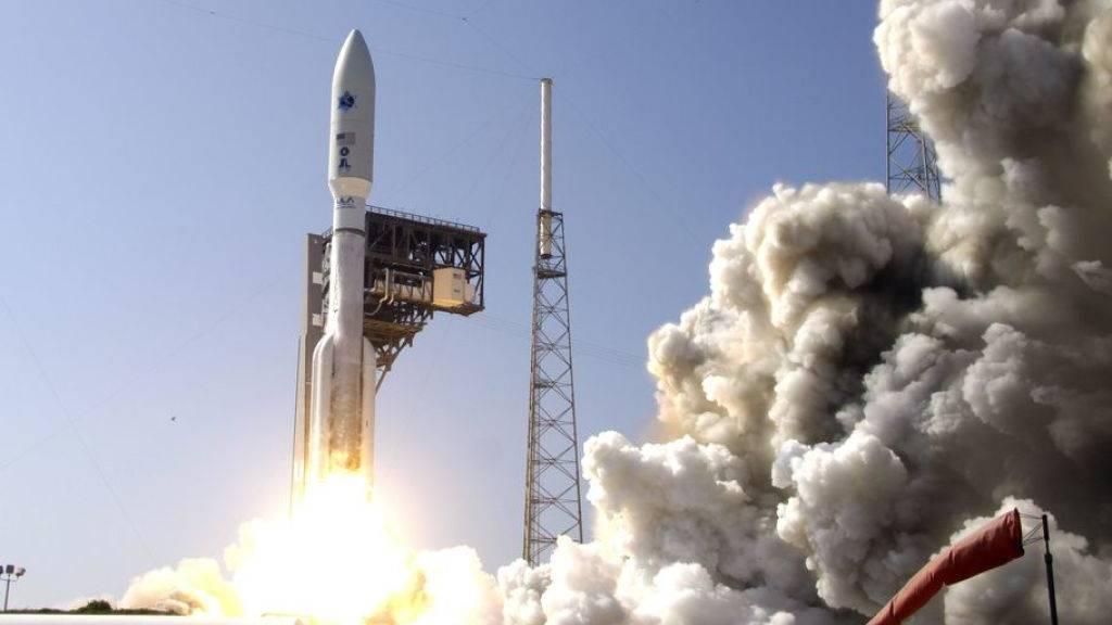 US-Weltraumstreitkräfte starten erste Mission