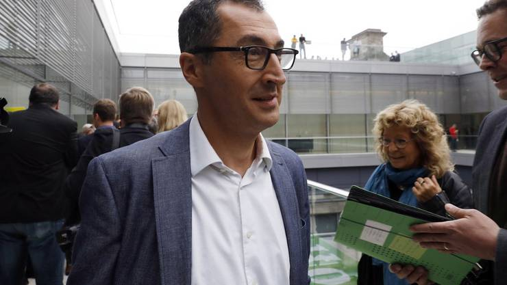 Erhielt mehrere Morddrohungen: Grünen-Politiker Cem Özdemir.