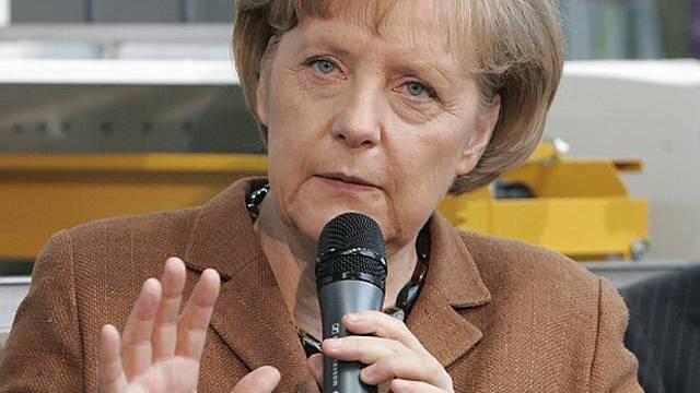 Angela Merkel stellt Bedingungen an Griechenland