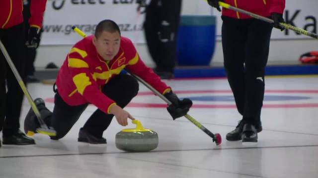 Baden Masters Curling 2016