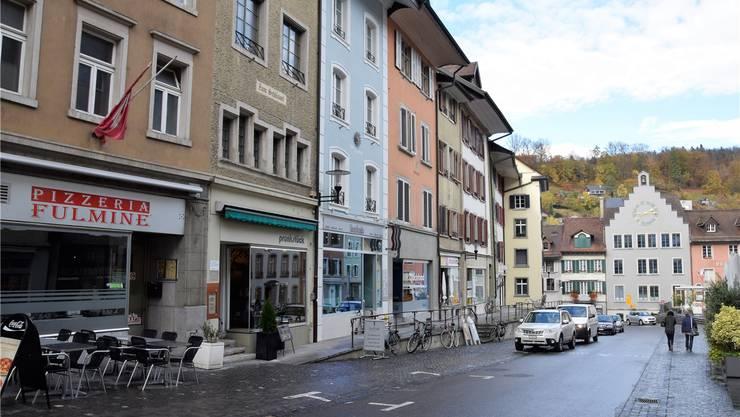 Sichergestellt werden soll eine hochwertige Entwicklung der Altstadt.
