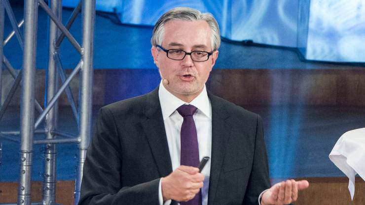 Andreas Göldi, KI-Experte und Serienunternehmer.               Bild: Lisa Jenny