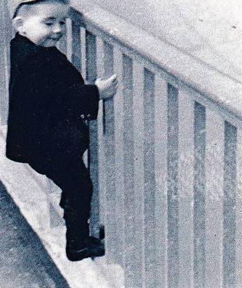 Schon als Kind hatte Beat Jans Bewegungsdrang. In der Freizeit spielte er Fussball oder tobte sich sonst wie aus.