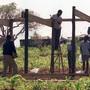 In Mosambique entsteht ein Haus mit Schweizer Entwicklungshilfe (Archiv)