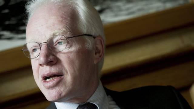 Seine Kommission überwacht Gerichte: Jacques-Andre Haury (Archiv)