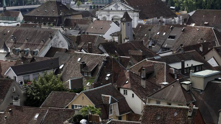 Warum wohnen in Olten und Solothurn so viele Menschen