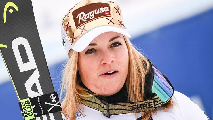 Lara Gut erhält im Super-G von Cortina die Bestätigung für ihr gutes Gefühl