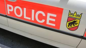 Fahrzeug der Kantonspolizei Bern.
