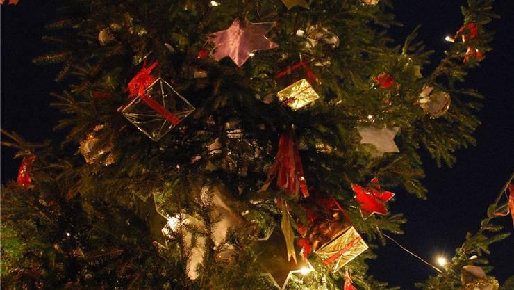 «Ich habe schon erlebt, dass Muslime den Kindern zuliebe einenTannenbaum geschmückt haben», sagt Cengiz Yükseldi.az-Archiv
