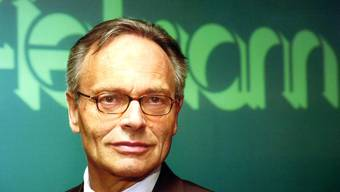 Fielmann-Gründer Günther Fielmann xxx