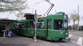 Nach der Rückstufung aus Bern ist es unsicher, ob die 3er-Tramverlängerung von Burgfelden nach Saint-Louis zustande kommt.