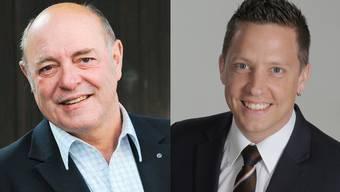 Ueli Giezendanner (SVP) und Christian Imark (FDP) enthielten sich ihrer Stimme.