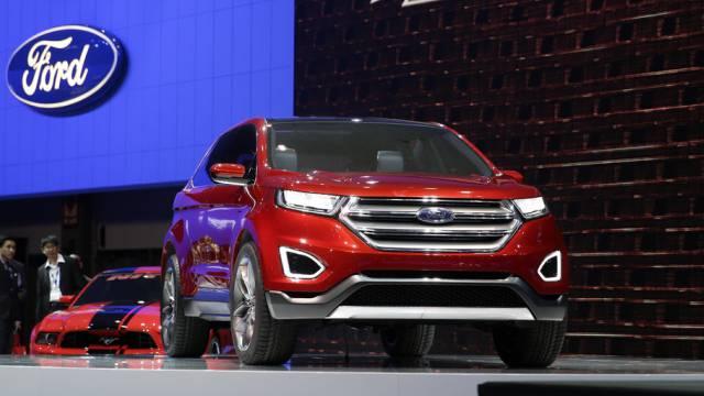 Ford will noch mehr Gas geben und Stellen schaffen (Archivbild)