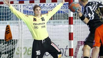 Kadetten-Goalie Jonas Maier