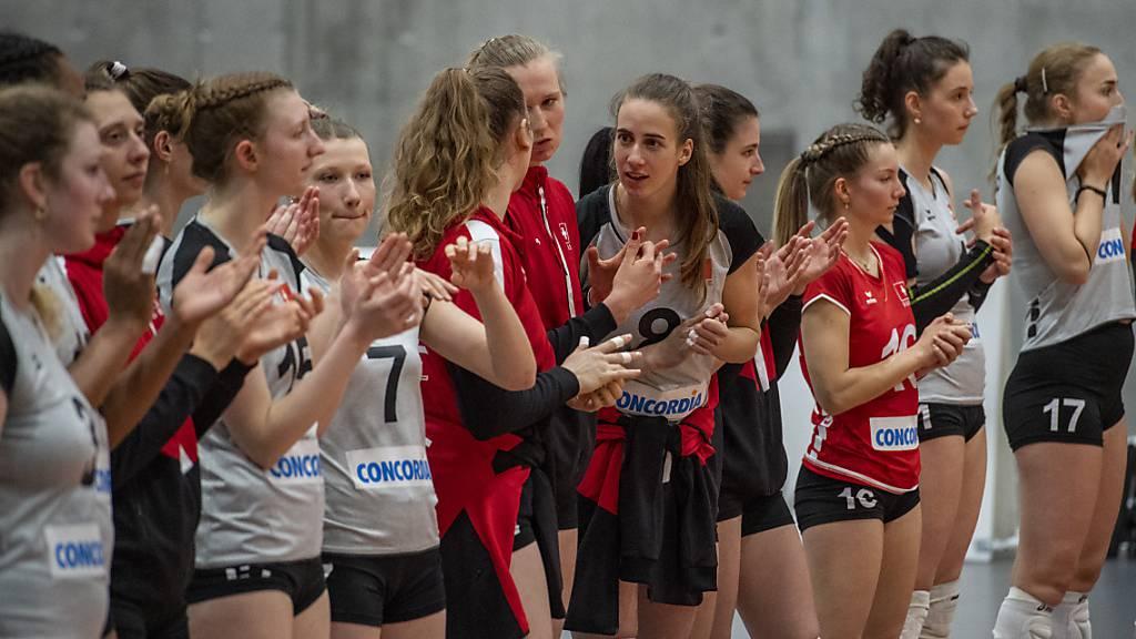 Schweizerinnen unterliegen Belarus
