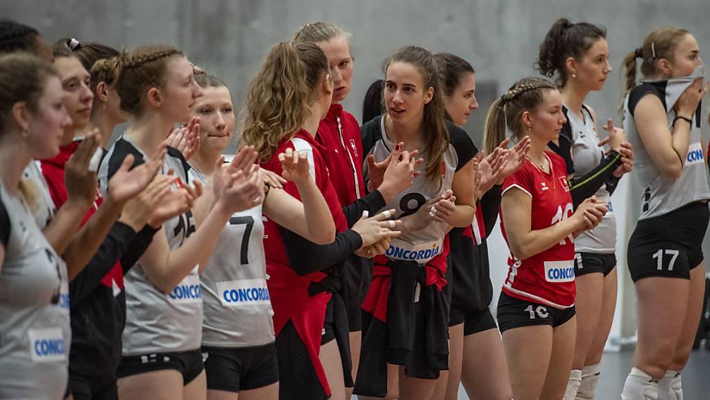 Die Schweizer Volleyballerinen schaffen keine zweite Wende
