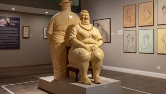 Das Wilhelm Busch Museum in Hannover widmet dem österreichischen Satiriker Manfred Deix zu dessen 70. Geburtstag eine Erinnerungsausstellung. Sie dauert bis 22. März 2020.