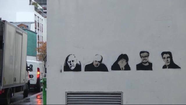 Jahrestag Charlie Hebdo