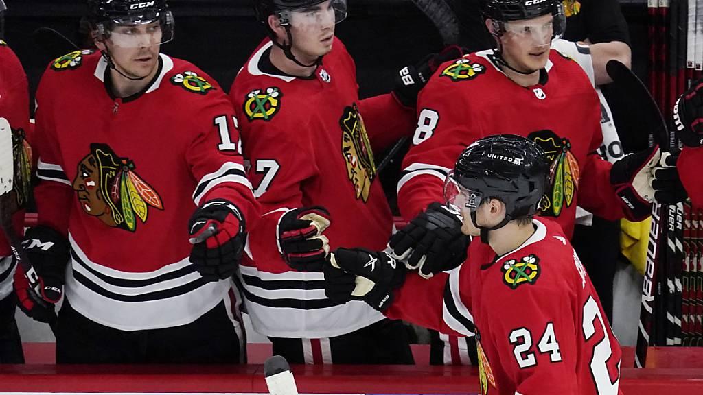 NHL-Rookie Pius Suter überzeugt weiterhin