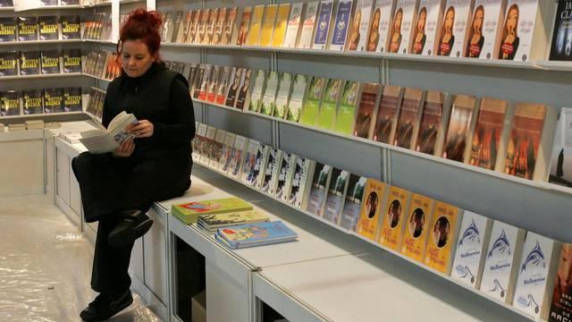 Die Leipziger Buchmesse zieht immer wieder zahlreiche Besucherinnen und Besucher an