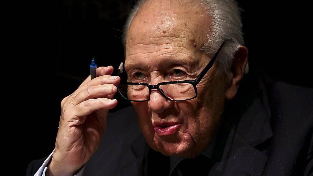 Der ehemalige portugiesische Präsident Mario Soares ist im Alter von 92 Jahren gestorben.