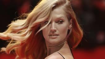 Sie kennt keinen Ekel vor Insekten: Topmodel Toni Garrn. (Archivbild)