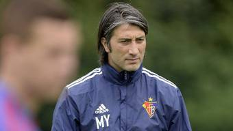 FCB-Trainer Murat Yakin.