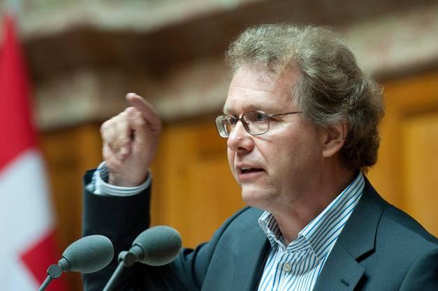 Historiker Jo Lang politisierte für die Grünen im Nationalrat.