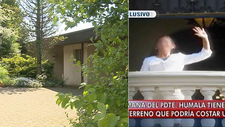 Die 56-Jährige, die am Dienstag in ihrem Haus in Oberdorf überfallen wurde, ist die Schwester des peruanischen Präsidenten.