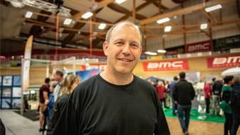 Mia-Organisator Christian Riesen (hier an der Mia 2018) zeigt sich für die Ausgabe 2019 zuversichtlich.