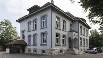 Gemeindehaus, Gemeinde Rüfenacht, 2. Juni 2017.