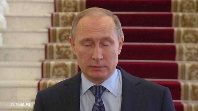 Lage zwischen Türkei und Russland angespannt