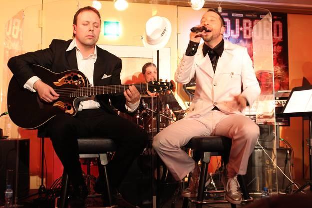 Superstar DJ Bobo singt, tanzt und zockt im Grand Casino Baden